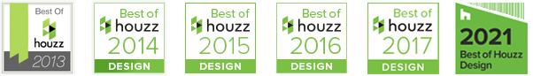 Houzz award winners
